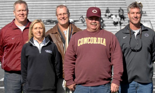 Five Inducted Into Cobber Athletic Hall of Fame