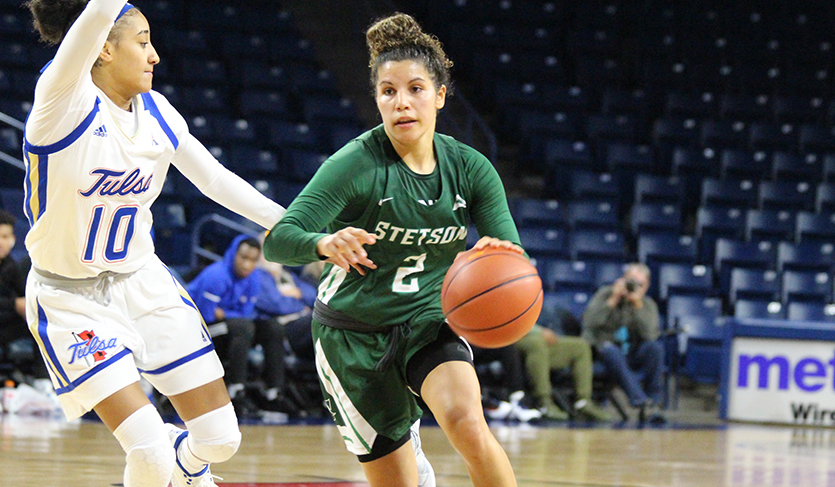 After Hot Start, Hatters Hold Off North Dakota Comeback For Second Victory