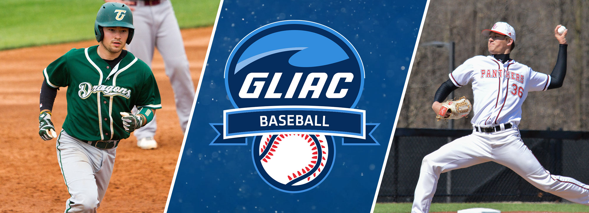 Tiffin's Heckman, Davenport's Wolfram Capture GLIAC Baseball Players of the Week Awards