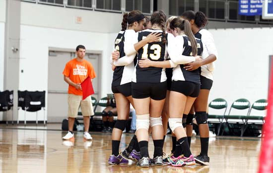 Women's Volleyball Drops Two Matches