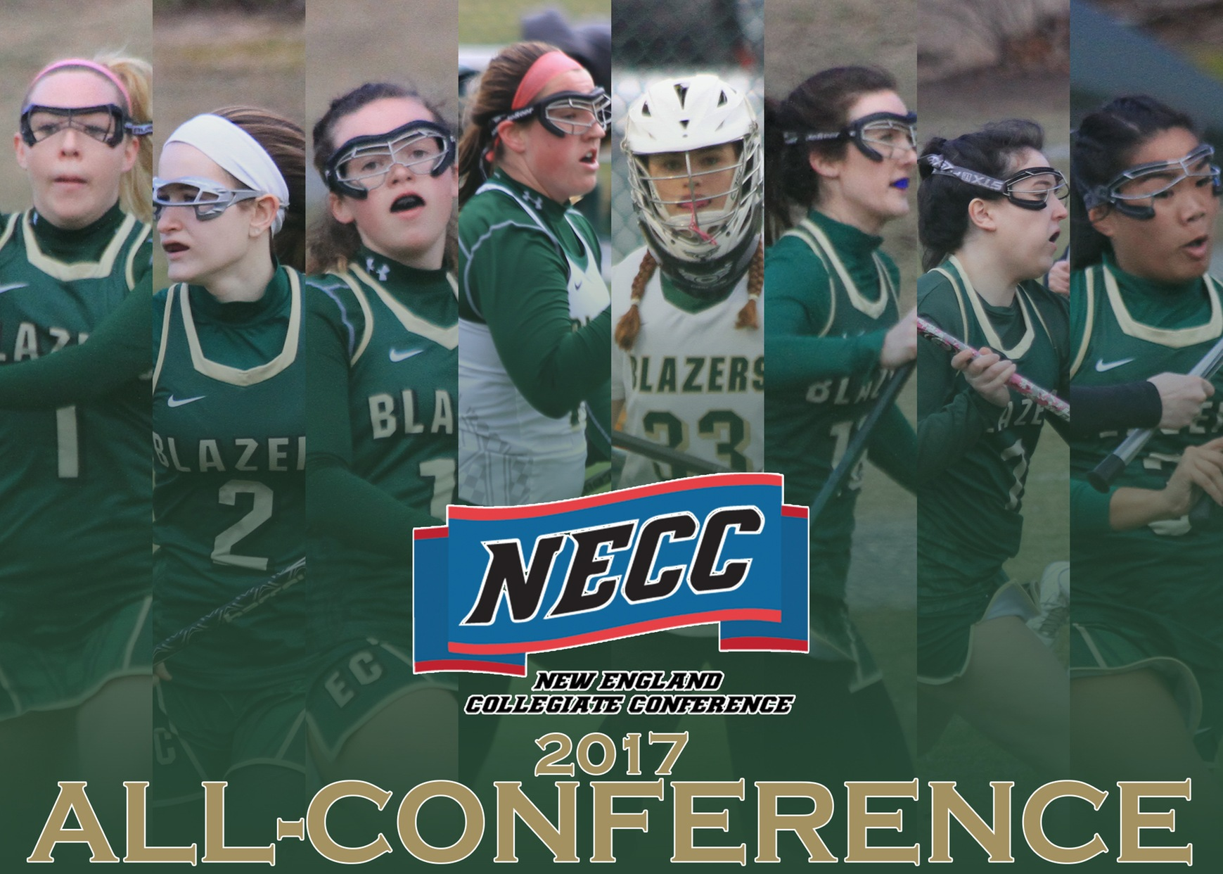 Eight Blazers Named To Women's Lacrosse All-Conference Team