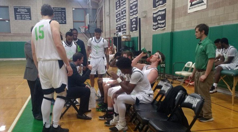 VTC men remain unbeaten; defeat Bobcats 94-74