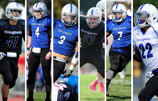 Six Named to ECAC South All-Star Team