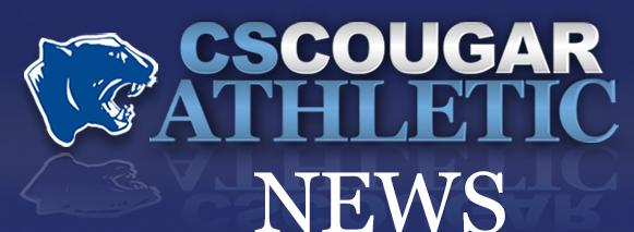CS Cougars Athletic Newsletter