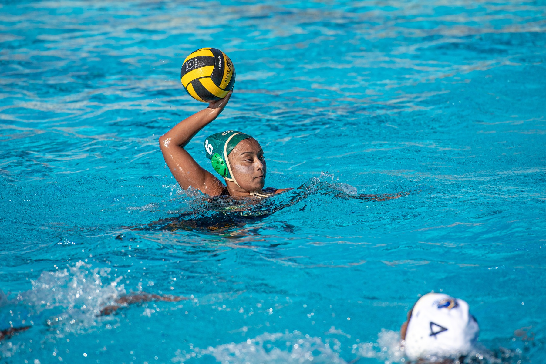W Water Polo: Dominates in Near Shutout Win