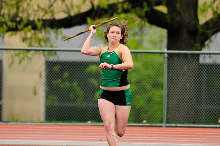 McDaniel records plethora of PRs