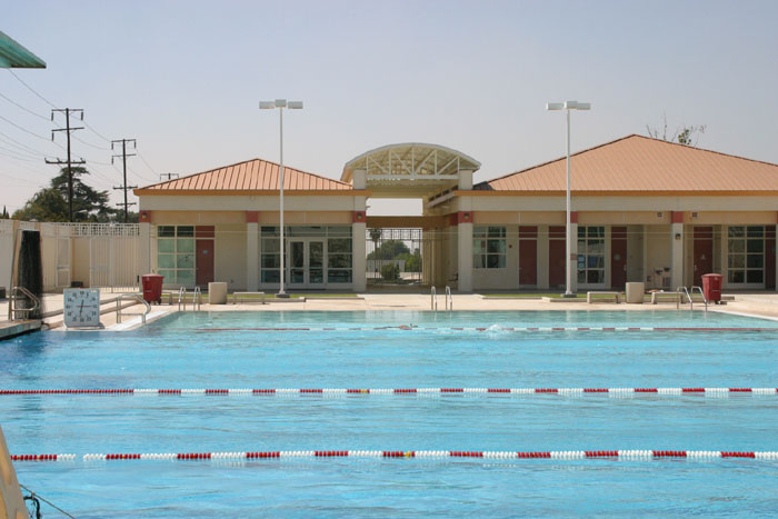 thompson aquatic center home to bulldog water polo and swimming diving redlands