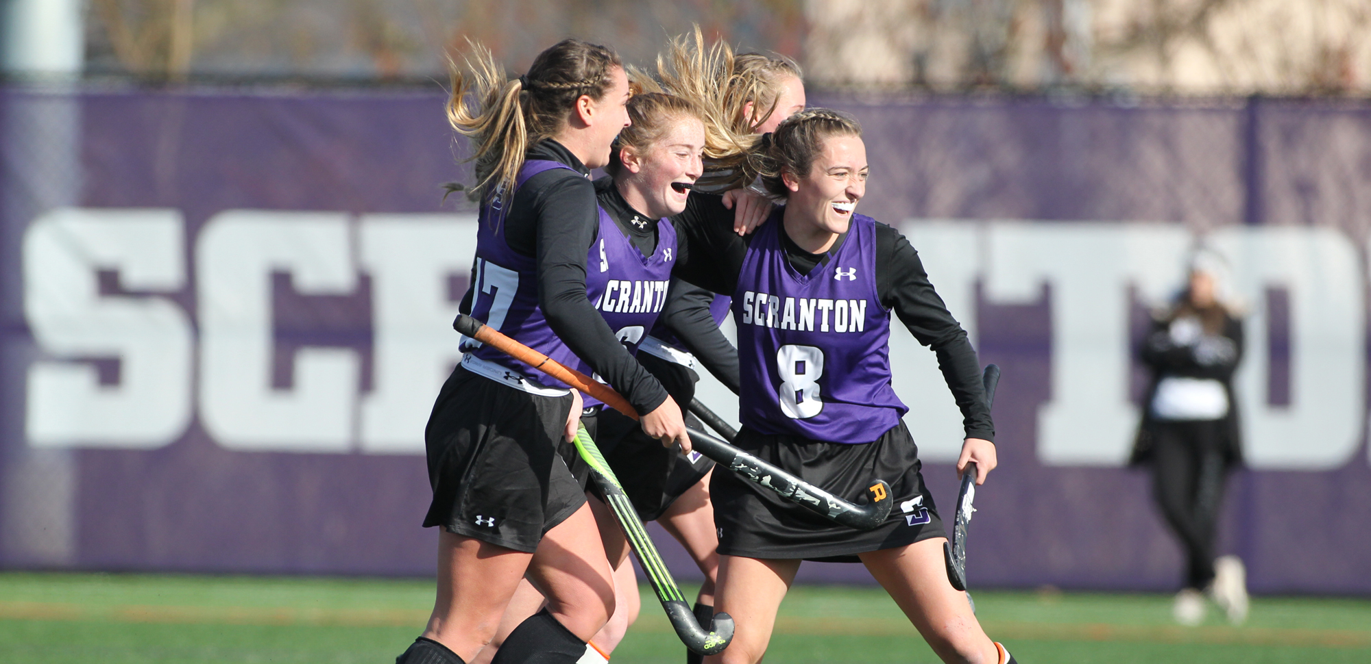 The University of Scranton field hockey team placed 15 student-athletes on the Zag Field Hockey/NFHCA National Academic Squad that was released on Wednesday. © Photo by Timothy R. Dougherty / doubleeaglephotography.com