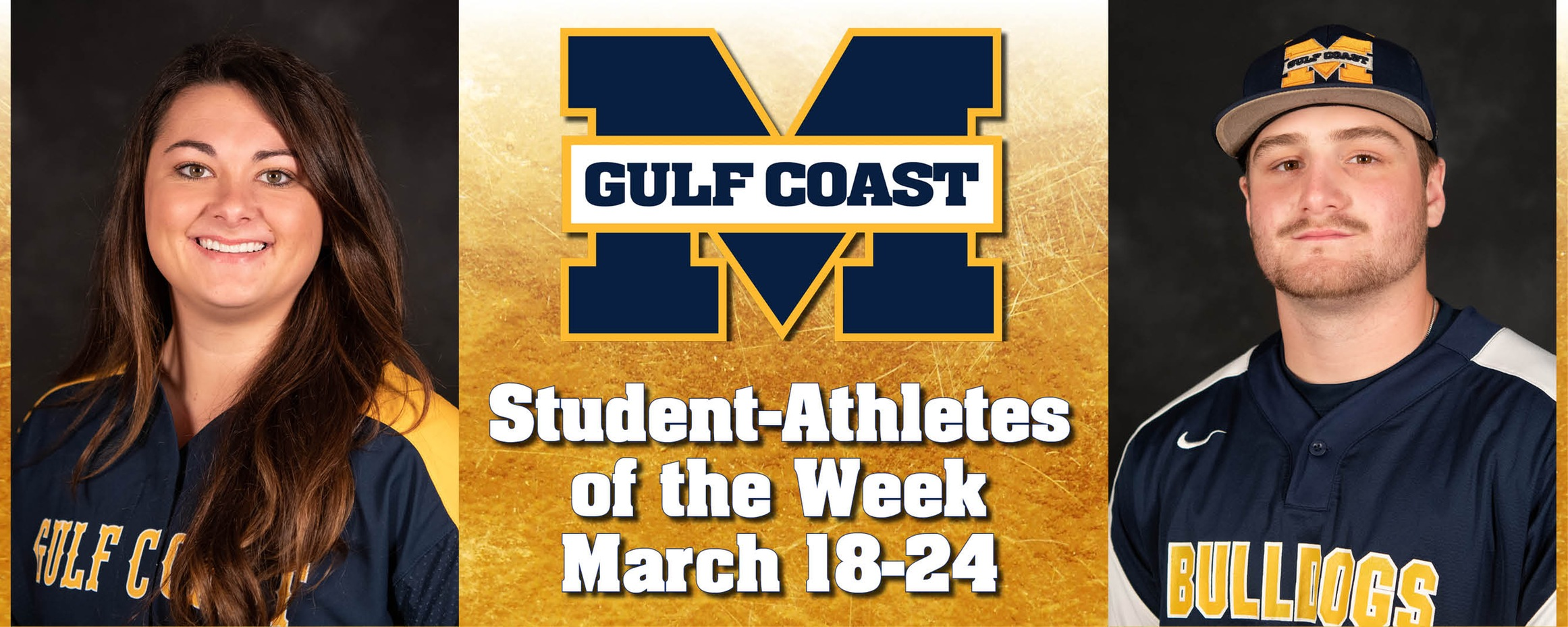 Williams, Davis named MGCCC Student-Athletes of the Week
