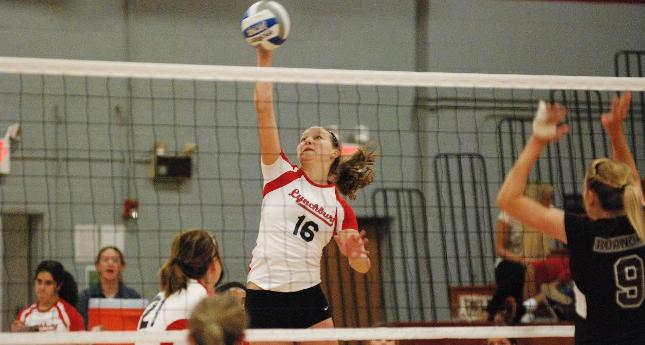 Lynchburg Volleyball Falls in Championship for Second Straight Year