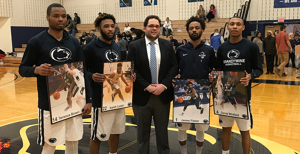 2018 men's basketball seniors