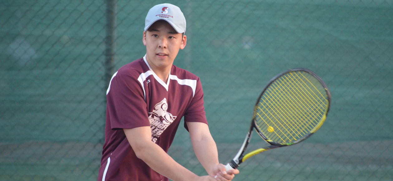 Men's Tennis Downs Scranton, 7-2, To Continue Best Start Since 1997