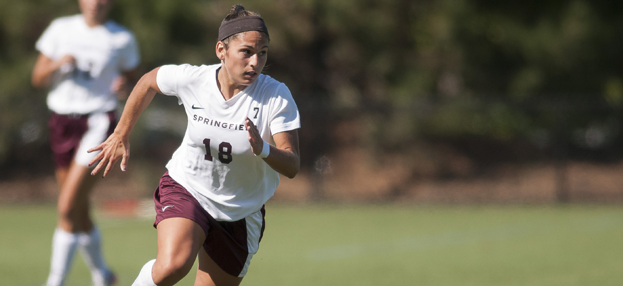 First-Half Scoring Lifts Women's Soccer Over Clark, 4-0