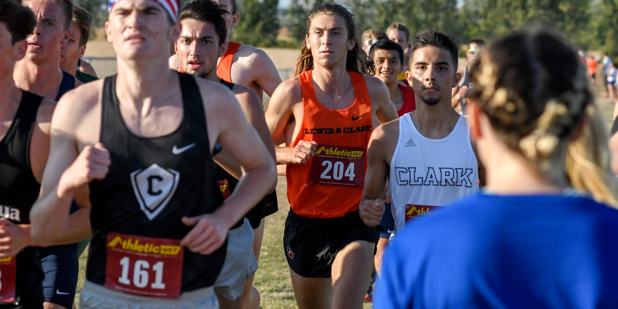 White, Richardson and Swanberg lead way for Pios at Ash Creek Invitational