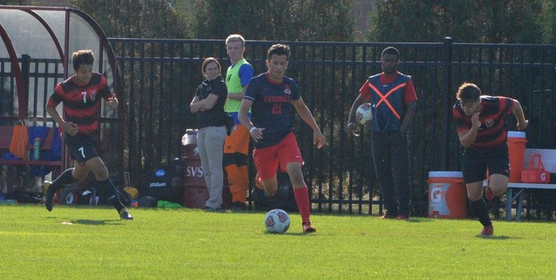 #13 Saginaw Valley Posts 1-0 Victory over Davenport