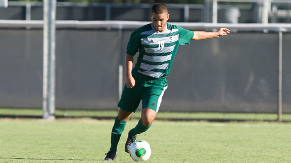 MEN'S SOCCER CLOSES HOMESTAND VS. SAN FRANCISCO THURSDAY