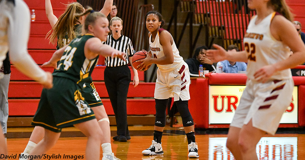 Women's Basketball Comes Up Short At Gettysburg