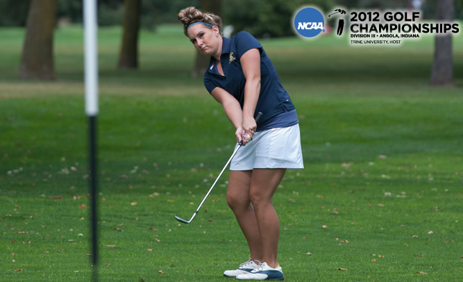 Wagner Wins National Title as Women's Golf Finishes Third