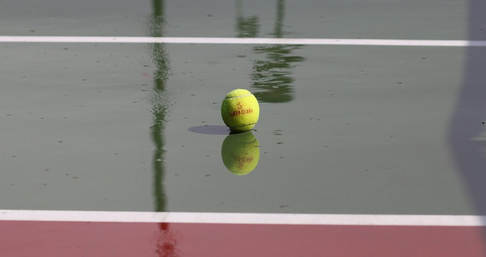 Women's Tennis Match Canceled on Saturday