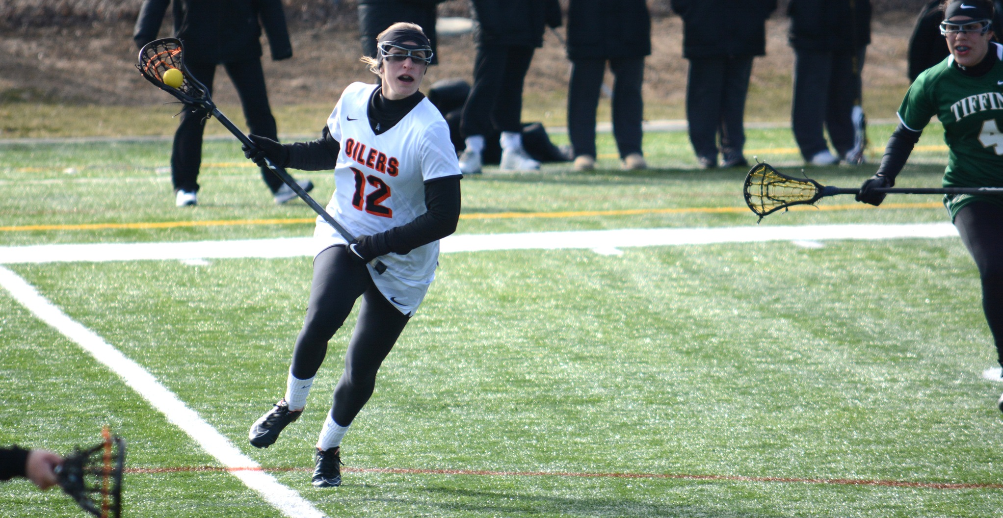 Oilers Rally Late But Fall 11-10 to Dragons