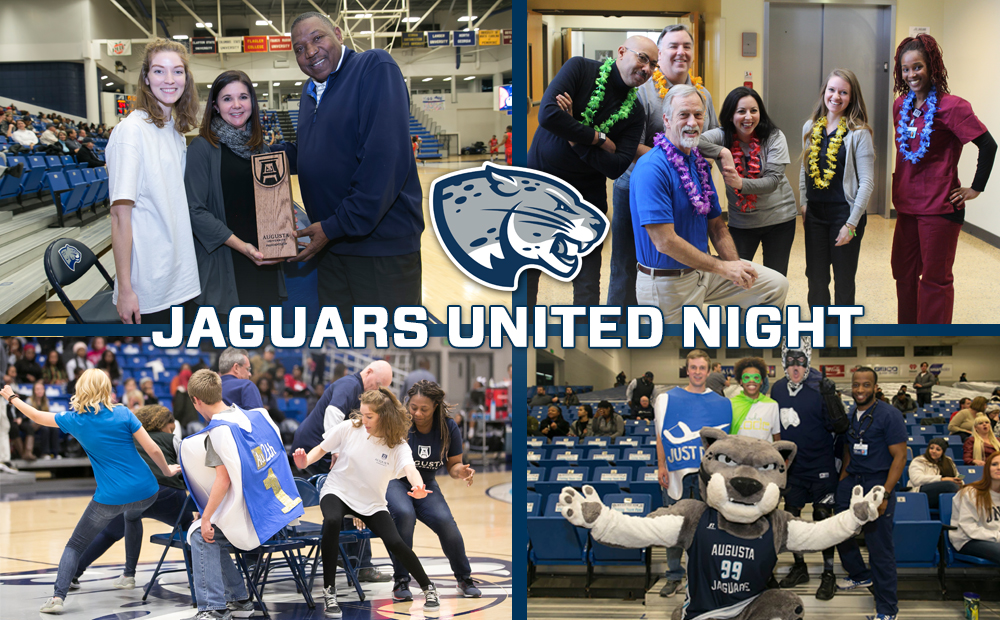 Augusta Basketball Hosts Inaugural Jaguars United Night, Pamplin College Wins Title