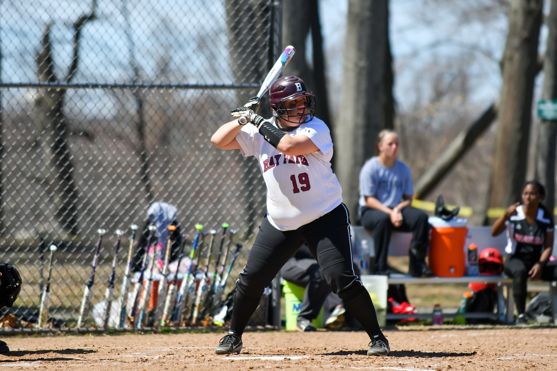 #5  Bay Path University defeats #4 Becker College in 1st round NECC Softball action