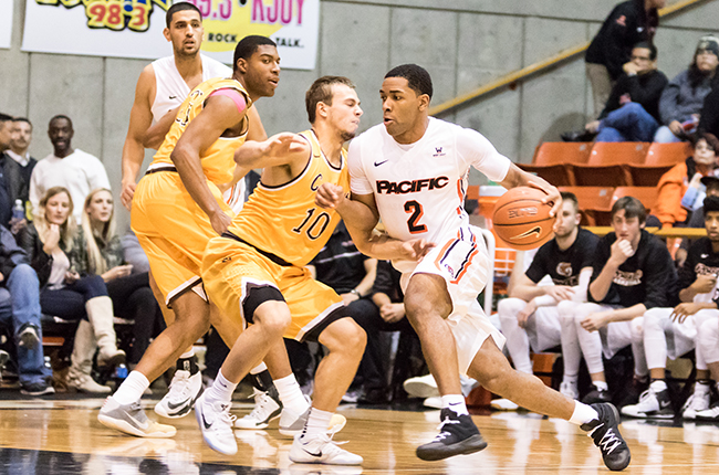 Pacific Takes Out Previously Unbeaten Wyoming