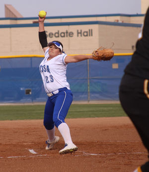 Softball Knocked Out Of Region V tournament By Midland College