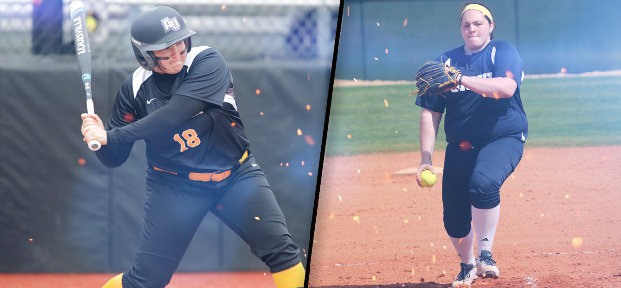 Panthers, Penmen Tabbed to Take Divisional Crowns in NE10 Softball