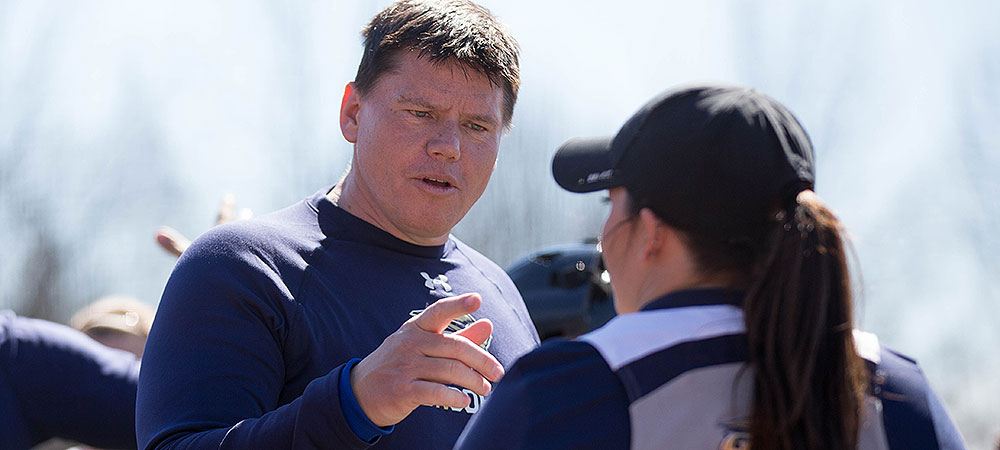 Justen Burns selected as Gallaudet's new softball head coach