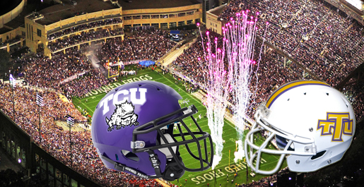 Alumni, fans invited to Pregame Tailgate Event at TCU game Sept. 11