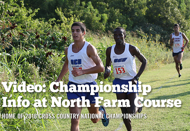 VIDEO: Information on North Farm Cross Country Championship Course
