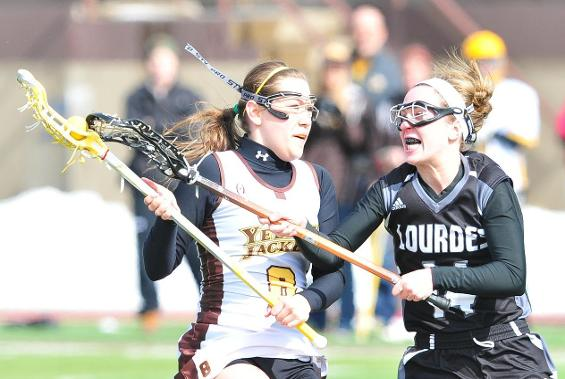 BW Women's Lacrosse Beaten by Curry (Mass.) in Florida