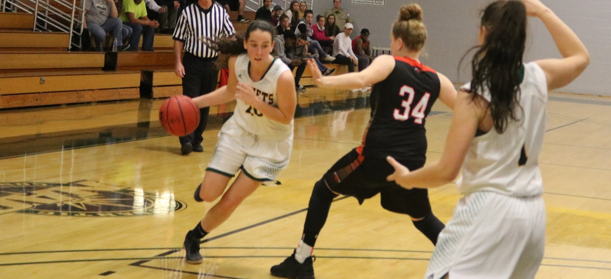 Hornet women pull away from St. Joseph down the stretch to capture season opener