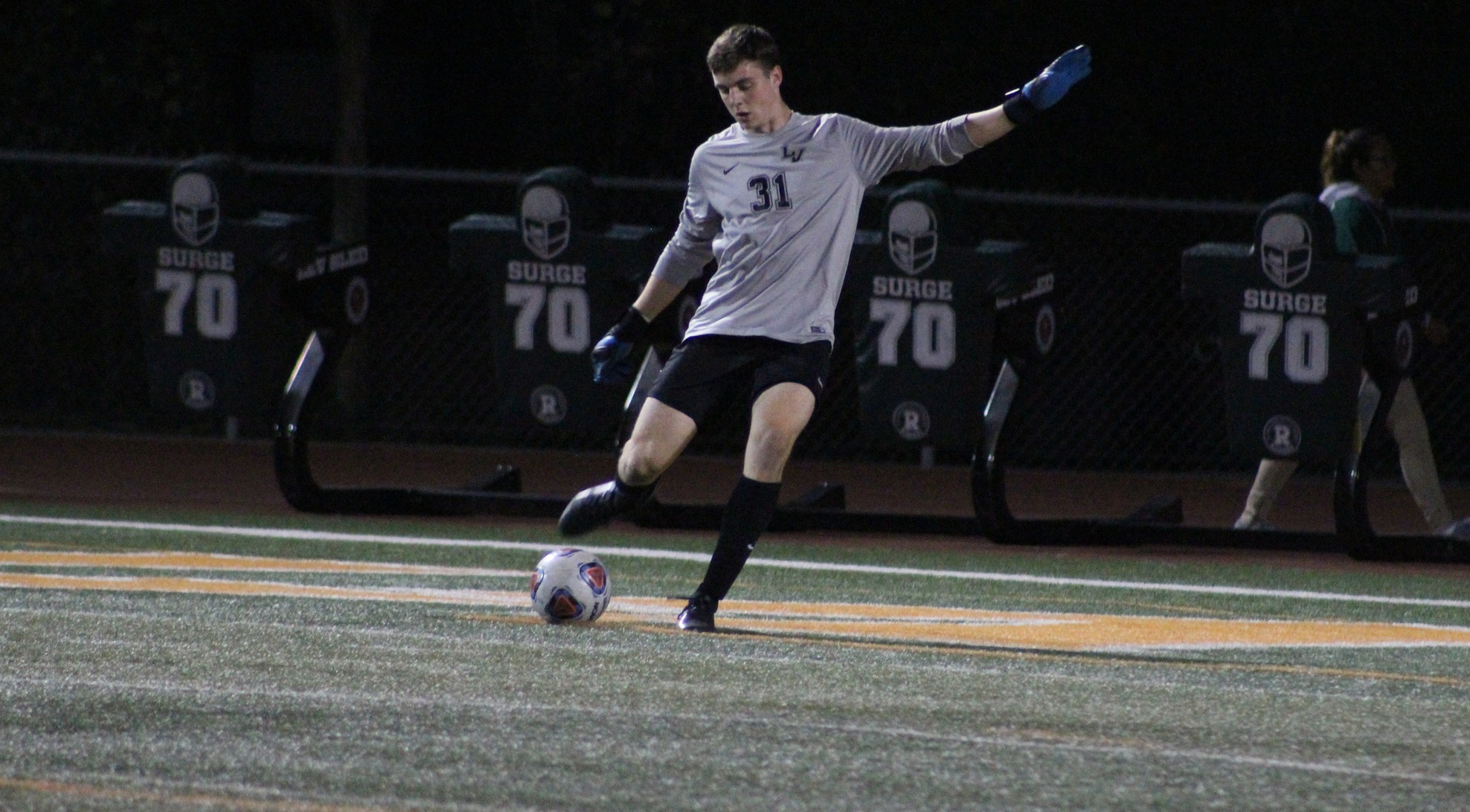 Men's Soccer falls to Cal Lutheran on the road