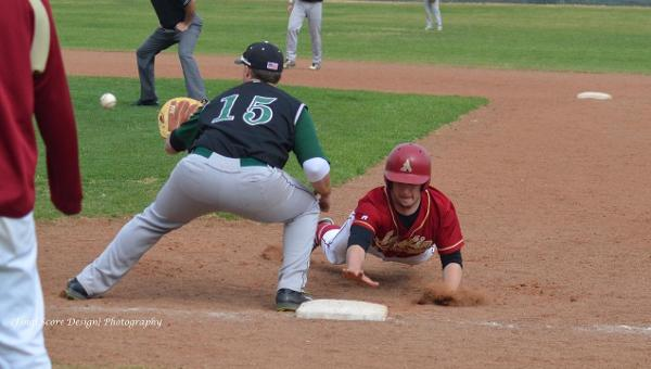 Early Hole Leads to Loss for 'Roo Baseball