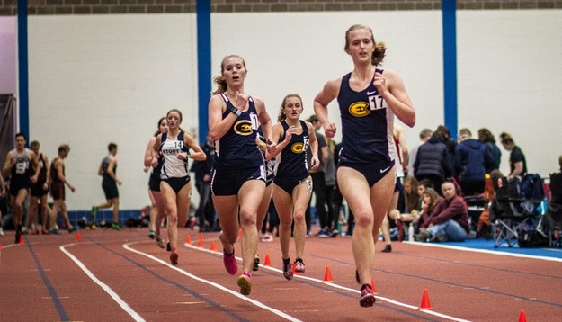 Women's Track and Field Third, Men Fourth at Pointer Invite