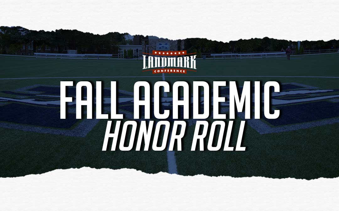 2019 Landmark Conference Fall Academic Honor Roll