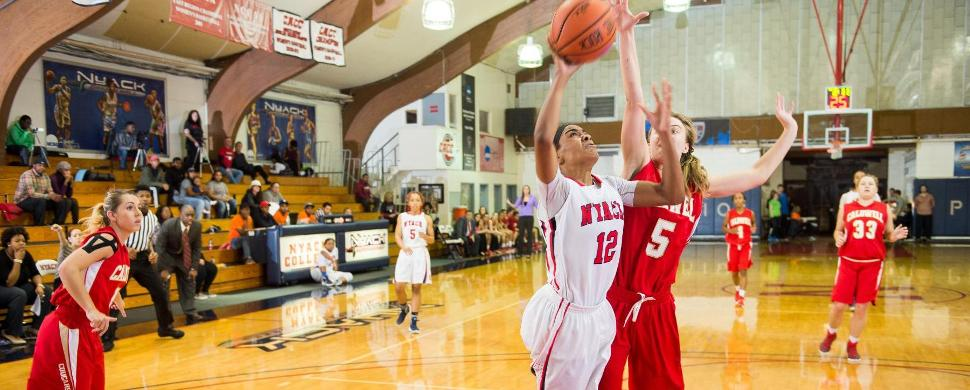 Women's Hoops Suffer Home Loss to Mercy, 66-51
