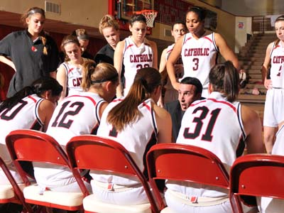 Cardinals honored for academics by WBCA
