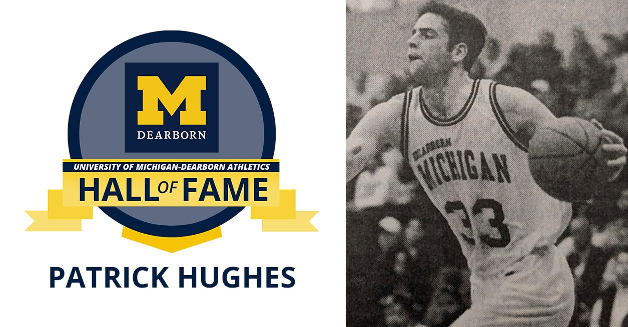 HALL OF FAME: MEN'S BASKETBALL'S PATRICK HUGHES
