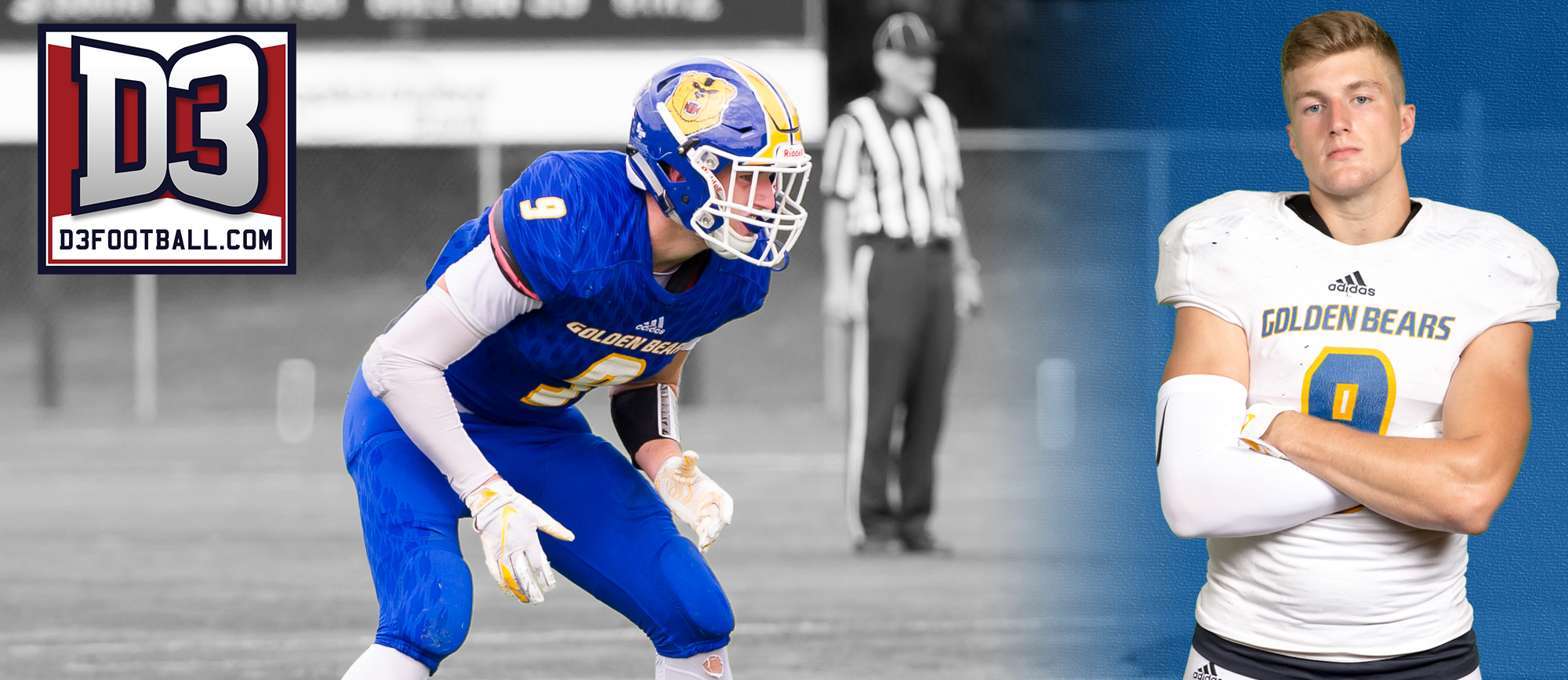 Kurtis Jolicoeur Named to D3football.com All-East Region Second Team