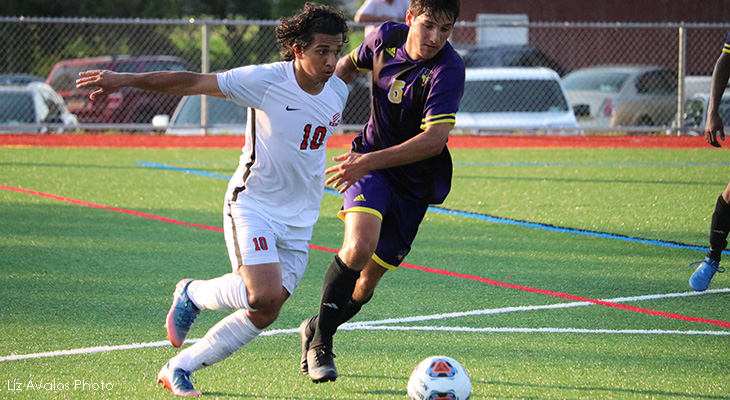 Third-Straight Close Loss For Men's Soccer