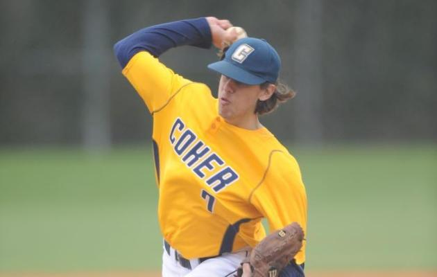 Coker Splits Double-Header with Limestone