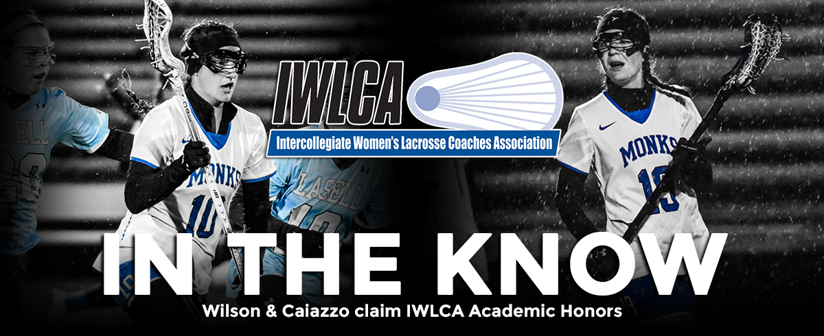 Wilson & Caiazzo Collect IWLCA Academic Honors