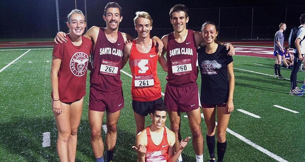 Track Concludes Reglar Season at West Coast Invitational