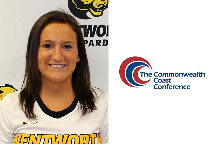 Paradis Named Third Team All-Commonwealth Coast Conference