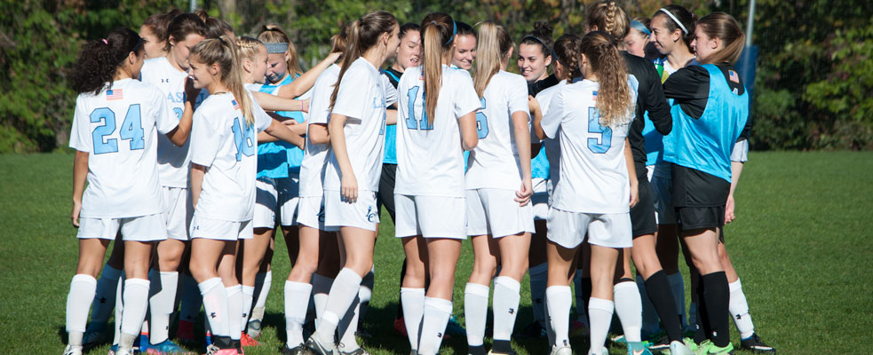Women's Soccer Begins Quest for Eighth Straight GNAC Title