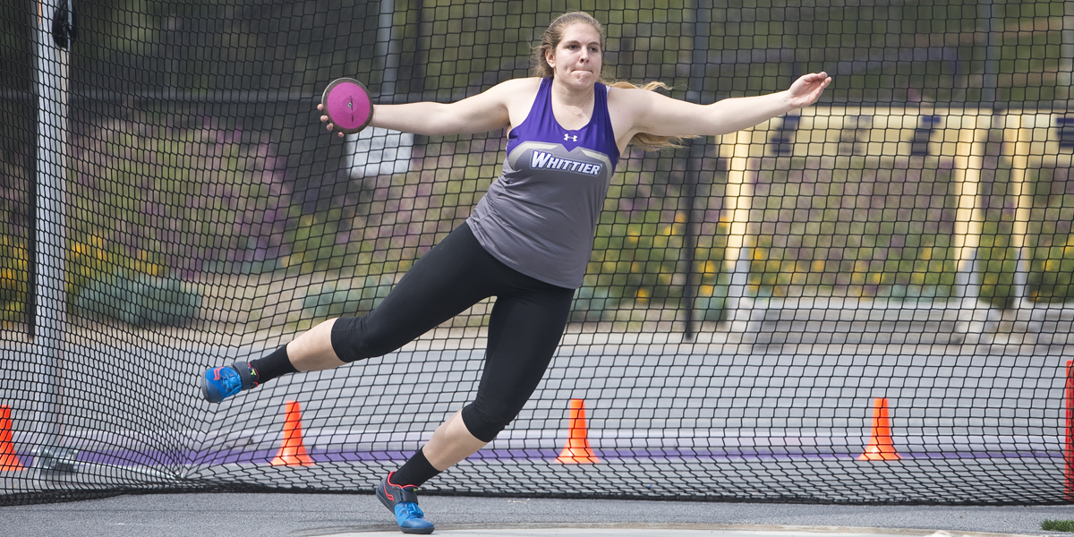 Women's Track & Field Looks Strong at Mountain T's Invite