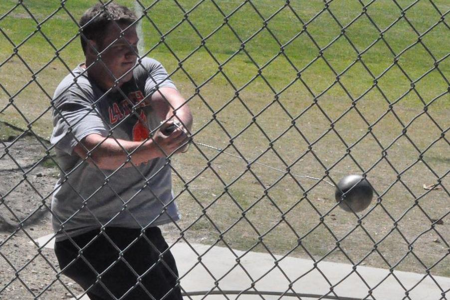 Hill Nears 81 Year Old Hammer Record at Pomona-Pitzer Invite